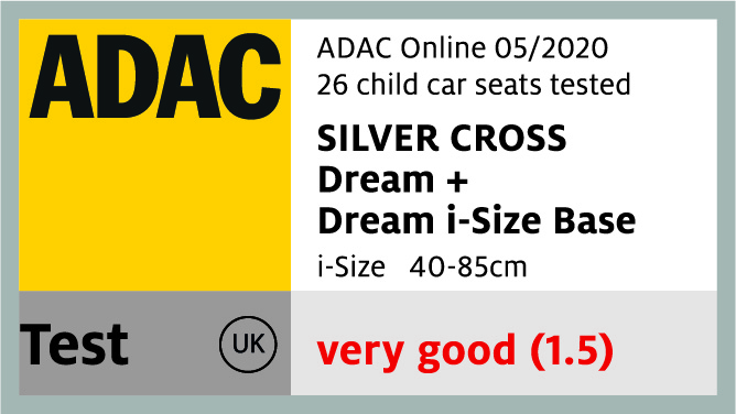 Silver Cross Dream Isofix alusta
