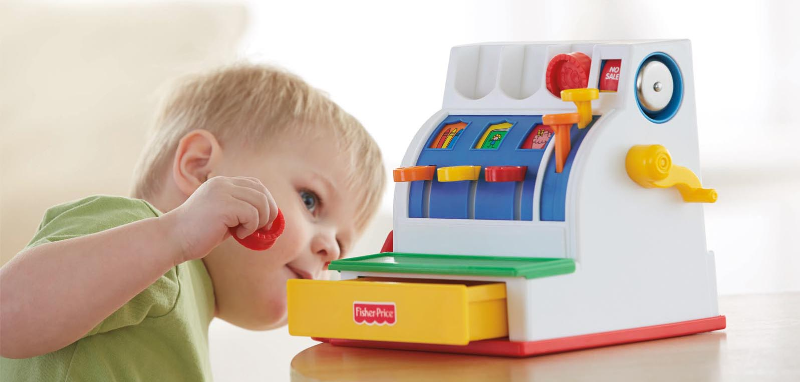 Fisher Price lelut