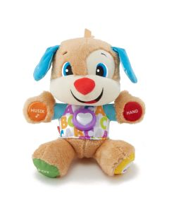 Fisher Price Smart Stages Puppy mjukisdjur, svenska