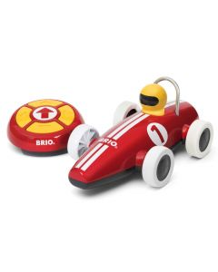 Brio Kauko-ohjattava kilpa-auto on valittu vuoden leluksi 2019 (Toy of the year 2019 - Sweden - infant category)