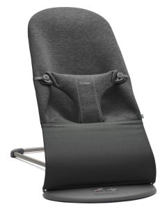 BabyBjörn Bliss Sitteri , Charcoal grey