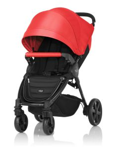 Britax B-Agile 4 PLUS Rattaat