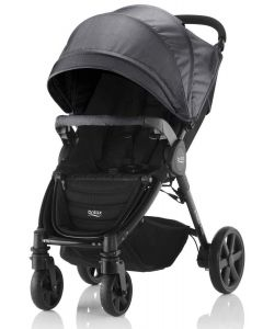 Britax B-Agile 4 PLUS Rattaat, DENIM