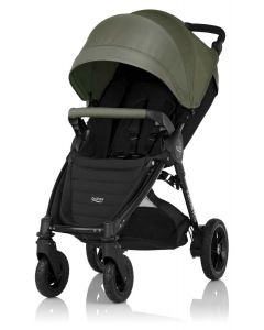 Britax B-Motion 4 PLUS Rattaat, Denim (POISTOVÄRIT)