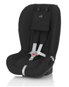 Britax Two-Way Turvaistuin 9-25kg, Cosmos Black
