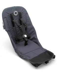 Bugaboo Donkey2 Duo istuinkankaat, steel blue