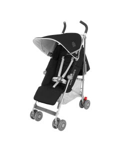 Maclaren Quest matkarattaat, Black/Silver