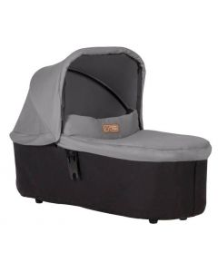 Mountain Buggy Urban Jungle/Terrain/+One Carrycot Plus, Silver