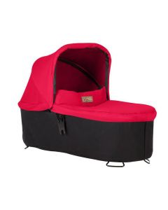 Mountain Buggy Swift Carrycot Plus Vaunukoppa, Berry