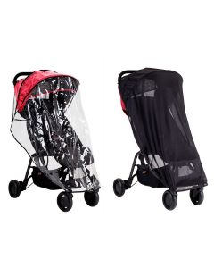 MountainBuggy Nano Suojasetti v2