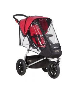 MountainBuggy Urban Jungle/Terrain Sadesuoja 3.0