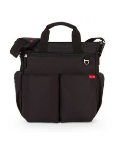 Skiphop Hoitolaukku Duo Signature, Black
