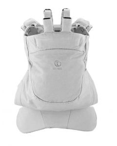 Stokke Kantoreppu MyCarrier, Front and Back