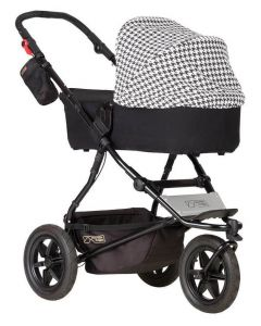 MountainBuggy Urban Jungle 3.0 Yhdistelmävaunut, Pepita
