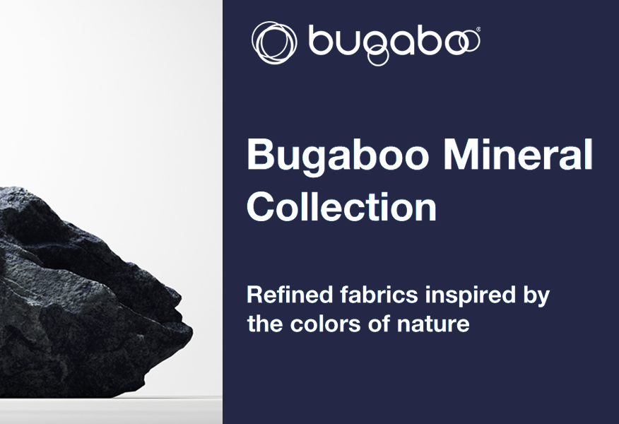 Bugaboo Mineral Collection - Vaunu-aitta